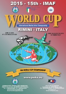 Poster 15th World Cup Championship IMAF